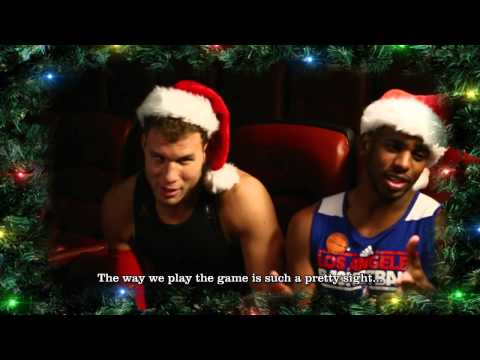 NBA Superstars Sing Jingle Bells