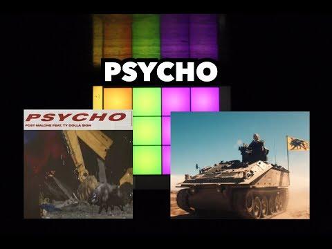 POST MALONE - PSYCHO | INSTRUMENTAL