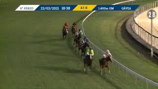 Vidéo de la course PMU PREMIO SARDENHA