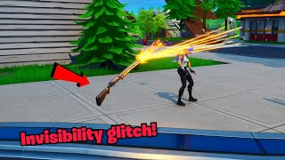 Become Fully Invisible Glitch In Fortnite (God Mode) Fortnite Glitches Season 9 Ps4/Xbox