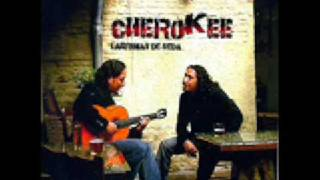 cherokee con niña pastori por los rincones