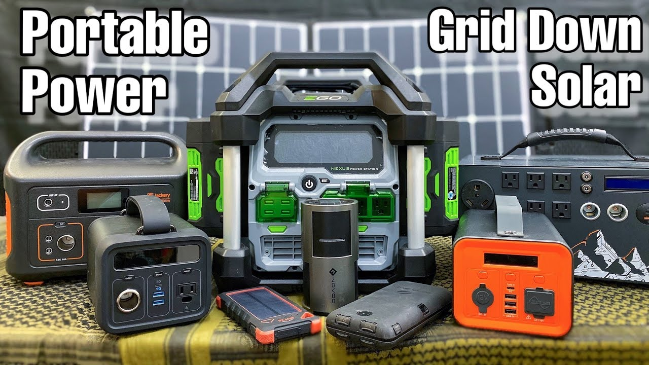 10 Portable Power Stations Put to the Test!