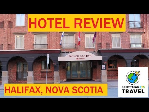 Residence Inn By Marriott Halifax Downtown HOTEL REVIEW