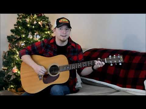 """""""Christmas In Dixie"""" By Alabama - Cover By Timothy Baker"""