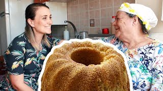 Susamlı Tahinli Kek Tarifi | En Güzel Yemek Tarifleri ortak Yayın