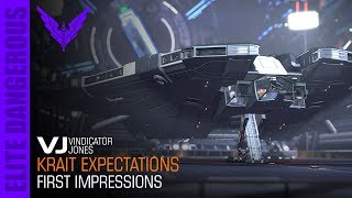 Krait MKII First Impressions and Ship Review   Elite Dangerous