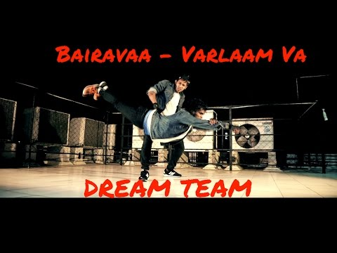 BAIRAVAA - VARLAAM VAA [Dance Cover] |...