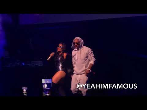 Ashanti & Ja Rule Live in Concert with guest Lil Mo at NJ Pac in Newark 2018