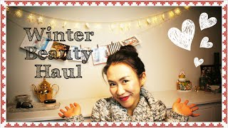 Winter Beauty Haul 2014 | LoveBezuki Thumbnail