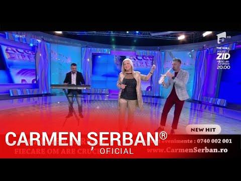 Carmen Serban ® și Mihail Titoiu - FIECARE OM ARE CRUCEA LUI - Contact: 0740.002.001 - NEW HIT 2017