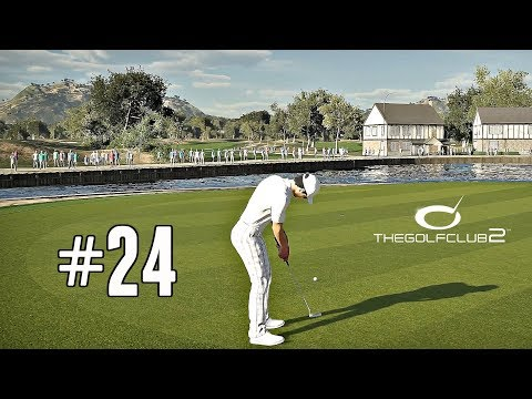 The Golf Club 2 Career Mode Part 24 - First Major Championship | PS4 Pro Gameplay