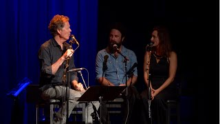 eTown On-Stage Interview - Vikki Thorn & Josh Cunningham (from The Waifs)