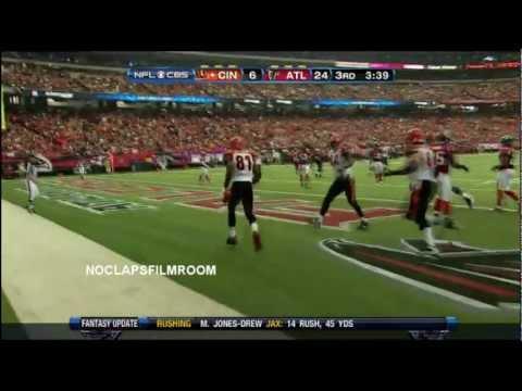 carson palmer 2010 touchdowns