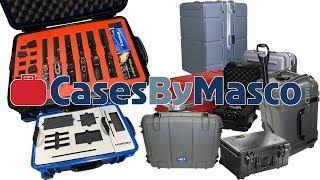Custom Shipping Cases - Custom Foam Inserts Custom Shipping Cases