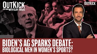 Biden's AG SPARKS Debate: Should Biological Men Be ALLOWED To Play Women's Sports?