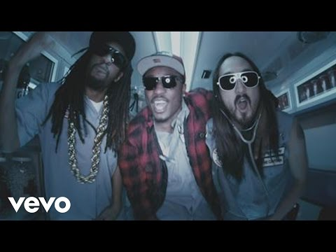 Steve Aoki - Emergency ft. Lil Jon, Chiddy Bang