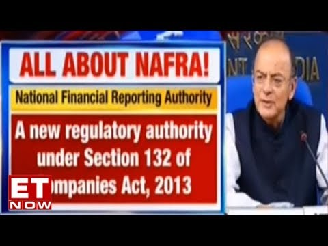 NFRA Not Meant To Replace ICAI Jurisdiction, Says Arun Jaitley