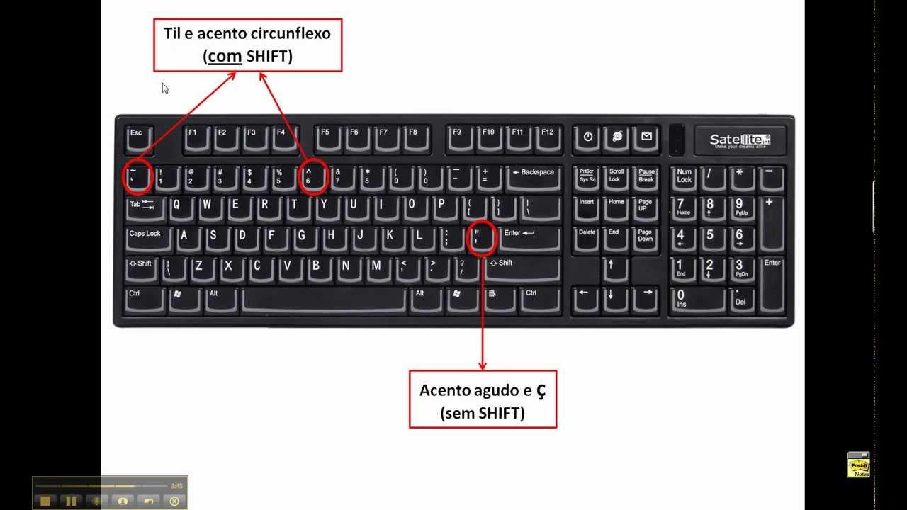 configurar teclado notebook hp windows 7