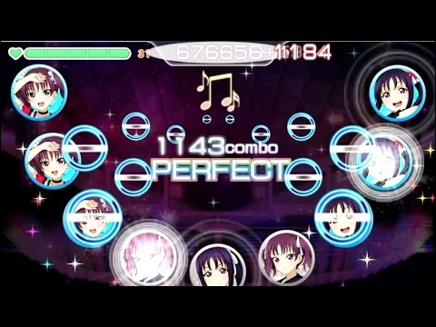 【スクフェス】Saint Snow - SELF CONTROL!! [Full Song]【Custom Beatmap】