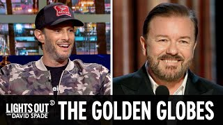 The Golden Globes Left Us with Questions (feat. @Josh Wolf) - Lights Out with David Spade