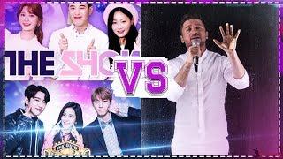 Корейские и русские музыкальные шоу | BTS треш, фанера и подставные фанаты | ToRi MaRtini