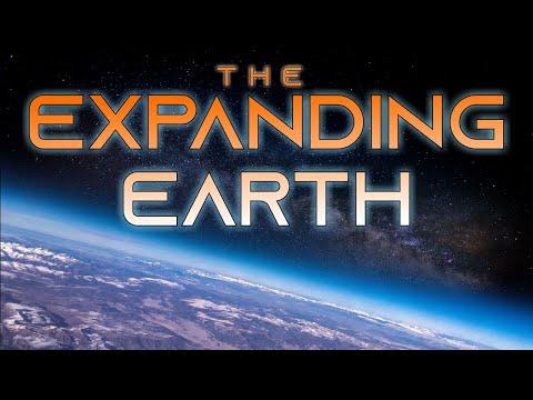 Canal vídeos recomendables a los seguidores de Magna Ciencia. La expansión terrestre.