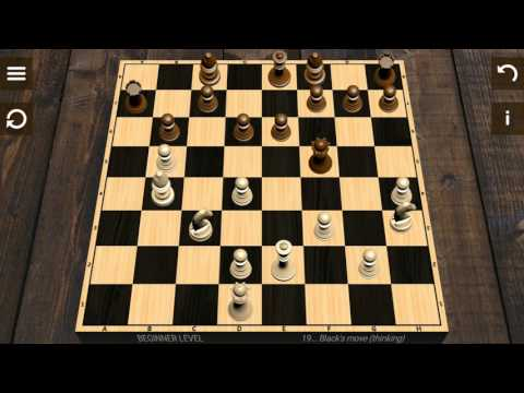 Chess Android Gameplay
