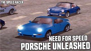 Need for Speed Porsche Unleashed - Porsche 911 Turbo (993) - Cote d