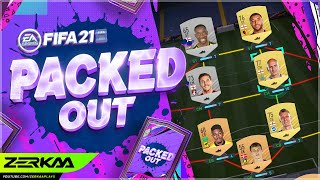 THE FIRST EPISODE OF FIFA 21! (Packed Out #1) (FIFA 21 Ultimate Team)