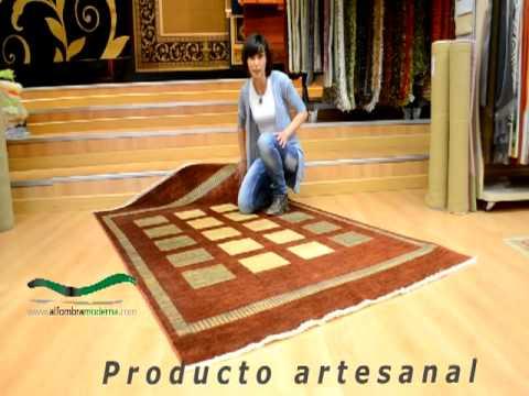 Alfombras manuales alfombras baratas alfombras modernas venta de alfombras youtube - Alfombras de pasillo baratas ...
