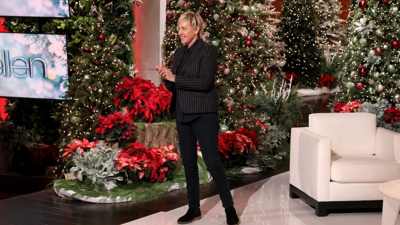 Ellen Suggests Mandates for Texting, Cooking, and More