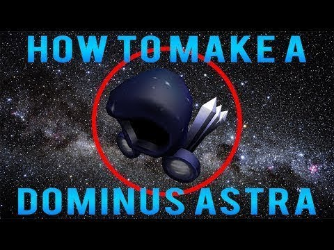 How to get dominus astra for free and get robux free - Dominus astra ...