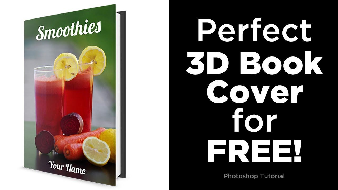 How To Make A Book Cover Professional : How to create a professional d book cover in minutes
