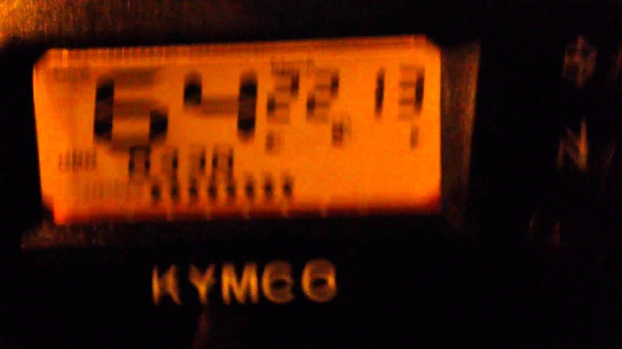 kymco kpw 50 acc l ration d brid au cdi youtube. Black Bedroom Furniture Sets. Home Design Ideas