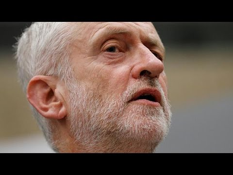 Jermey Corbyn says UK Prime Minister Theresa May should resign after triumphant night for Labour