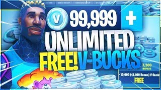 Fortnite Hack - Fortnite Free V Bucks - PS4 / PC / Xbox One - Fortnite V Bucks Hack