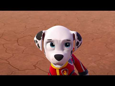 Paw Patrol: Ready Race Rescue | Fire Truck | Paramount Pictures UK
