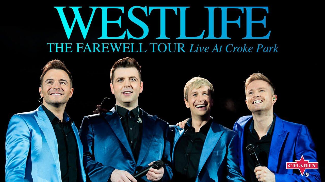 Westlife Last Tour