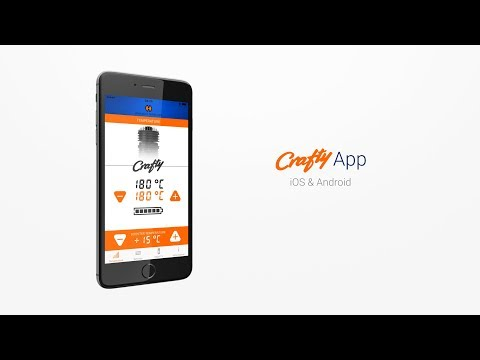CRAFTY App – New Features (by Storz & Bickel)