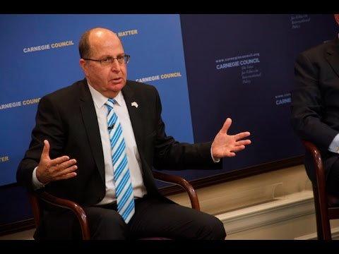Moshe Yaalon: How to Achieve Military Victory & Maintain National & Personal Ethics