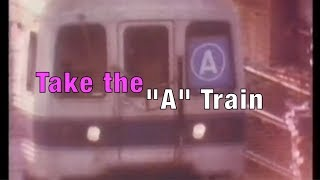 "Take the 'A' Train from ""Standard Deviations"""