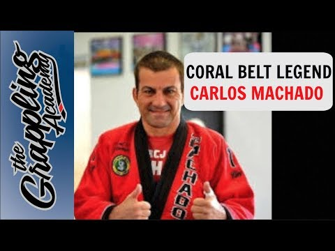 This Brilliant And Rare Interview With Carlos Machado!