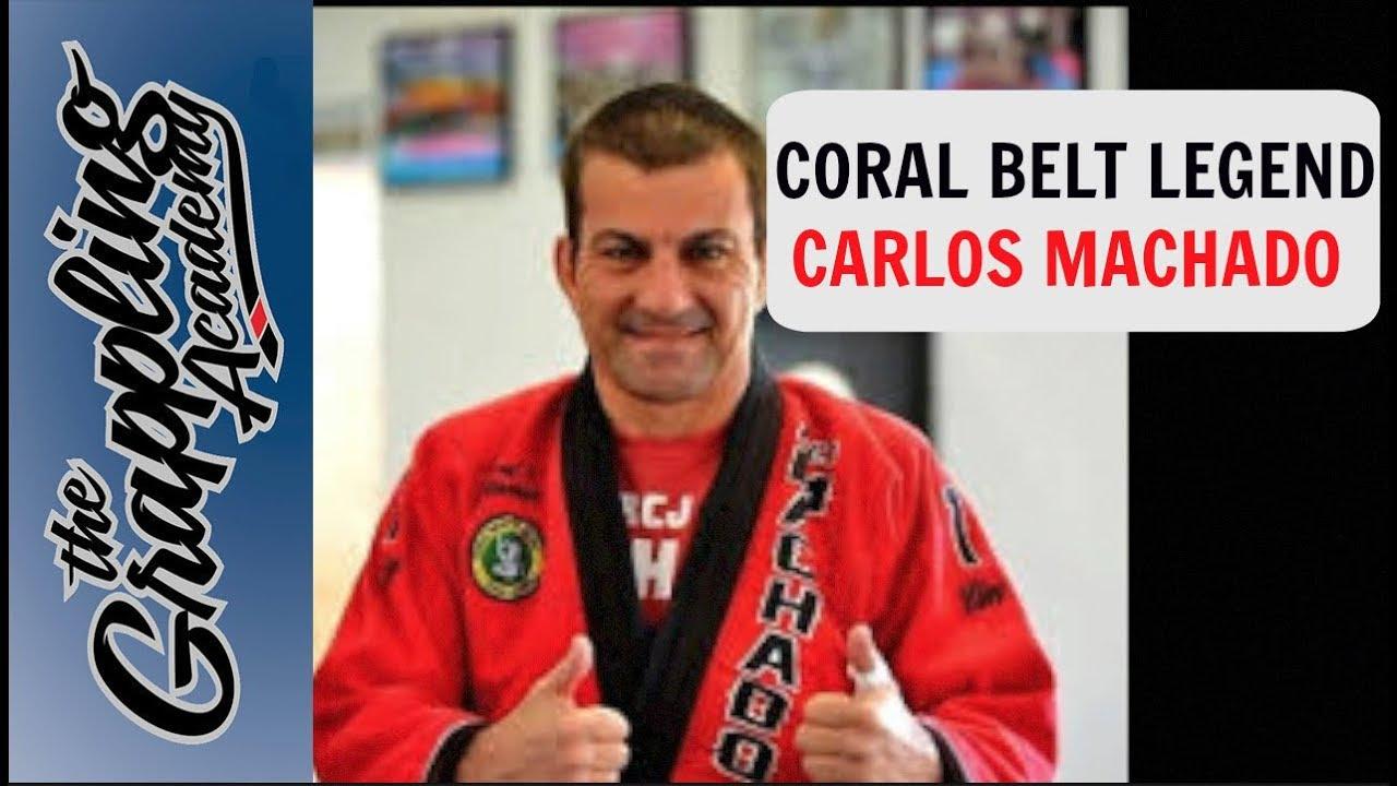 Brilliant And Rare Interview With Carlos Machado! | Jiu-Jitsu TV