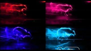 Free Sony Vegas Pro 15 Glowing Predator Logo Reveal | SV FX