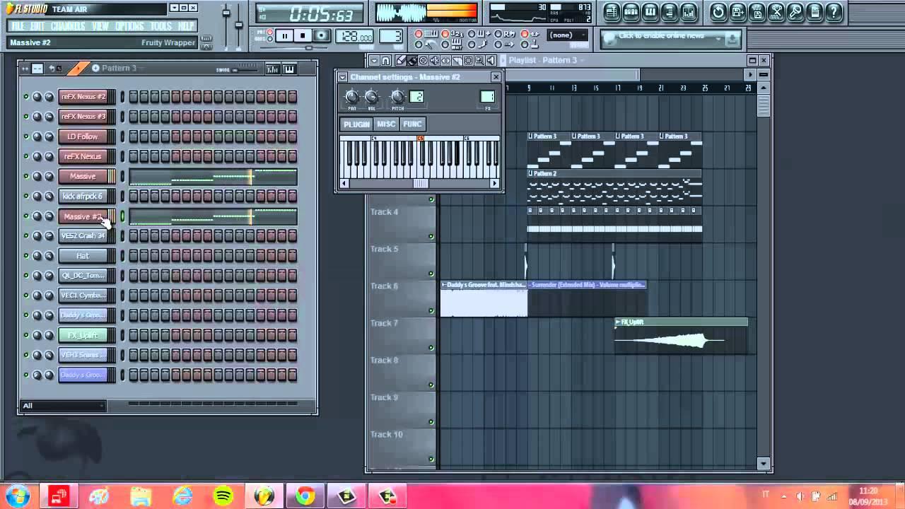 Download Daddy's Groove ft. Mindshake - Surrender ft Angelo Iossa (Remake Fl)