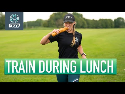 Squeeze inside a Lunch-Time Workout