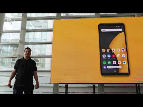 «Яндекс» официально представил свой смартфон