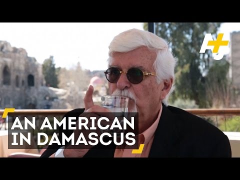 The Last American In Damascus, Syria