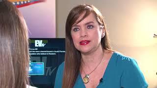 Nathaly Salas Guaithero llora por los muertos de la dictadura venezolana #RostrosdeÉxito SEG 02