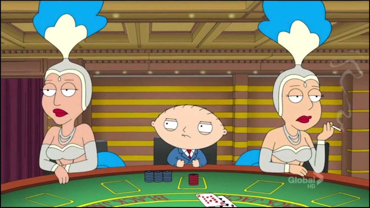 Family guy brian gambling russisch roulette spielzeug